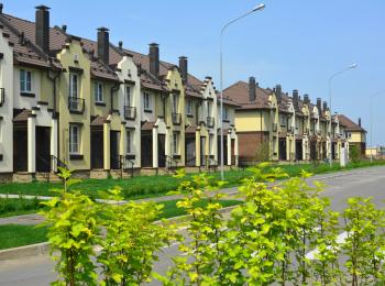 Коттеджный поселок Юсупово Лайф Парк